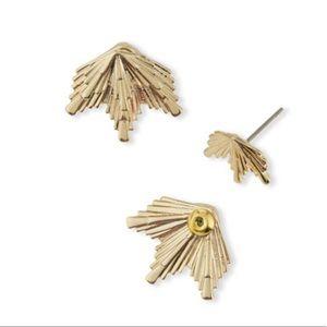 🆕 Jules Smith Sunburst Earrings